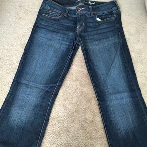 50% OFF- Slim Boot Jean